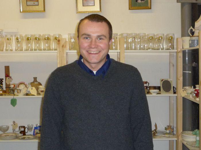 Jimmy Blackburn - Furniture Manager