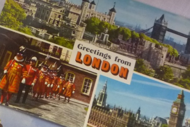 Picture Postcards are very collectable