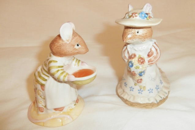 Royal Doulton Brambly Hedge Figures