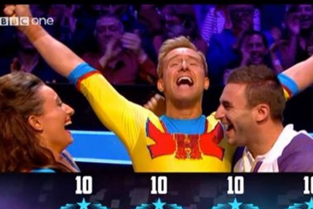 "Ex pupil Holly Johnstone recently had success on the BBC's prime time ""Tumble""."