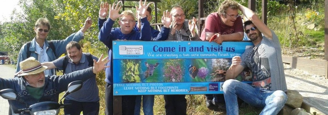 New Trust Prevents Lancaster Charity Forest Garden Withering Away