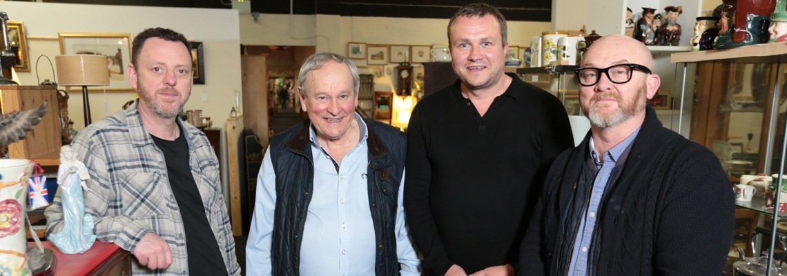 Will TV Show Turn up Treasure at Lancaster's GB Antiques Centre?
